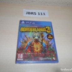 Videojuegos y Consolas PS4: PS4 - BORDERLANDS 3 , PAL ESPAÑOL , PRECINTADO. Lote 295934063