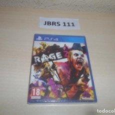 Videojuegos y Consolas PS4: PS4 - RAGE 2 , PAL ESPAÑOL , PRECINTADO. Lote 295934213