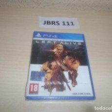 Videojuegos y Consolas PS4: PS4 - LEFT ALIVE - DAY ONE EDITION , PAL ESPAÑOL , PRECINTADO. Lote 295934548