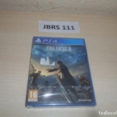 Videojuegos y Consolas PS4: PS4 - FINAL FANTASY XV - DAY ONE EDITION , PAL ESPAÑOL , PRECINTADO. Lote 295936398