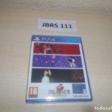 Videojuegos y Consolas PS4: PS4 - FINAL FANTASY VIII REMASTERED , PAL ESPAÑOL , PRECINTADO. Lote 295936718