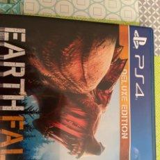 Videojuegos y Consolas PS4: PS4 EARTHFALL - DELUXE EDITION. Lote 297126768