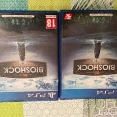 Videojuegos y Consolas PS4: PS4 BIOSHOCK: THE COLLECTION 3 GRANDES VIDIO JUEGOS. Lote 297128398