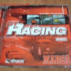 Videojuegos y Consolas: JUEGO GT RACING. Lote 24560859