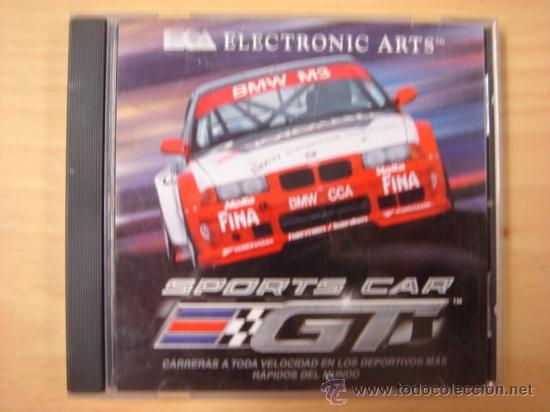 Juego Pc Cd Data Windows 95 98 Sports Car Gt A Comprar Videojuegos