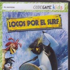 Videojuegos y Consolas: LOCOS POR EL SURF. PC DVD ROM. UBISOFT. JUEGO PARA ORDENADOR.. Lote 26627781