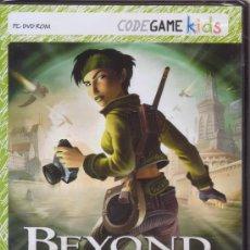 Videojuegos y Consolas: BEYOND GOOD & EVIL. PC DVD ROM. UBISOFT. JUEGO PARA ORDENADOR.. Lote 26627783