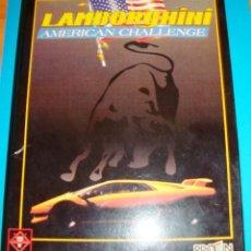 Videojuegos y Consolas: JUEGO PC LAMBORGHINI AMERICAN CHALLEGER NO PLAY STATION. Lote 26586043