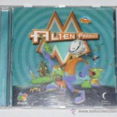 Videojuegos y Consolas: JUEGO PC M ALIEN PARANOIA EN ESPAÑOL AÑO 2000, VIDEOJUEGO ORDENADOR VERSION ESPAÑOLA, PARANOYA. Lote 296730778