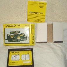 Videojogos e Consolas: CAR RACE GP(CARRERAS DE COCHES DE FORMULA 1),VIDEO GAME,PC-504,CAJA ORIGINAL. Lote 23835466