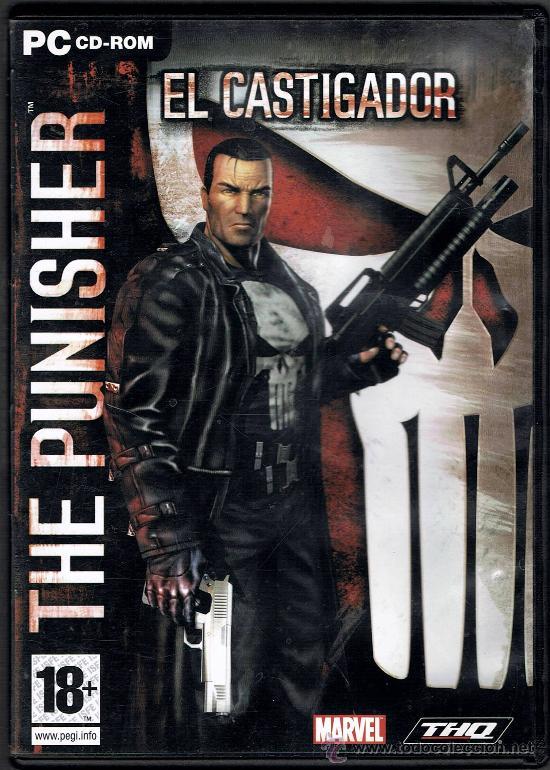 The punisher el castigador marvel juego pc - Sold through