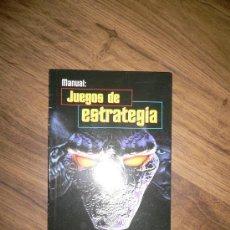 Videojuegos y Consolas: MANUAL JUEGOS DE ESTRATEGIA STAR CRAFF . Lote 27246427