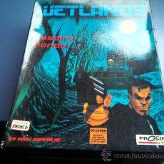 Videojuegos y Consolas: JUEGO PC ANTIGUO CAJA CARTON . Lote 26774455