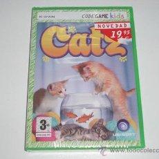 Videojuegos y Consolas: JUEGO PARA PC MASCOTAS GATOS - ARTICULO NUEVO. Lote 24975553