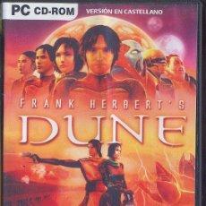 Videojuegos y Consolas - Frank Herbert's DUNE, versión en castellano - 25313638