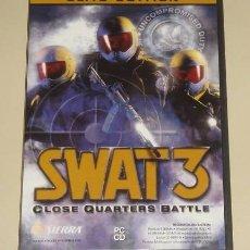 Videojuegos y Consolas: JUEGO P C SWAT 3 GLOSE QTAERWES BATTLE SEMI NUEVO. Lote 27246714