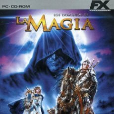 Videojuegos y Consolas: JUEGO P C TZAR LOS DOMINIOS DE LA MAGIA SEMI NUEVO. Lote 27246743