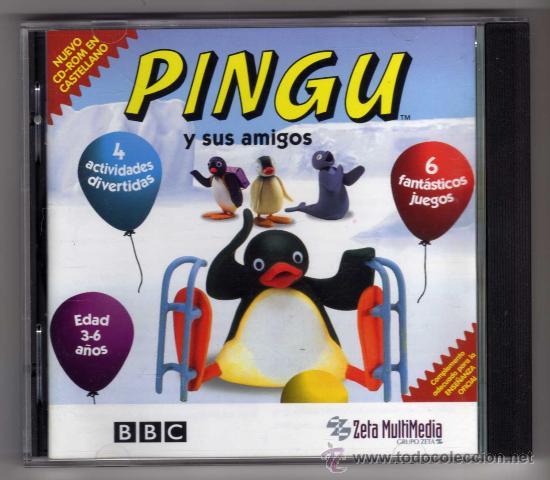 Worksheet. cd  pingu y sus amigos  6 fantsticos juegos  Comprar