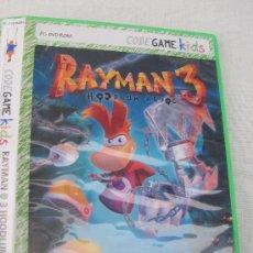 Videojuegos y Consolas: RAYMAN 3 PC. Lote 28619184