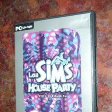 Videojuegos y Consolas: JUEGO PC LOS SIMS HOUSE PARTY. Lote 28706791