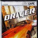 Videojuegos y Consolas: DRIVER PARALLEL LINES - CODEGAME - JUEGO PC TOTALMENTE EN CASTELLANO (PRECINTADO). Lote 28707589