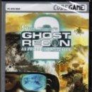 Videojuegos y Consolas: GHOST RECON ADVANCED WARFIGHTER 2 - CODEGAME - JUEGO PC TOTALMENTE EN CASTELLANO (PRECINTADO). Lote 28707787