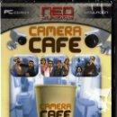 Videojuegos y Consolas: CAMERA CAFE - JUEGO PC TOTALMENTE EN CASTELLANO (PRECINTADO). Lote 28746929