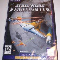 Videojuegos y Consolas - Star Wars. Starfighter. PC - 28987353