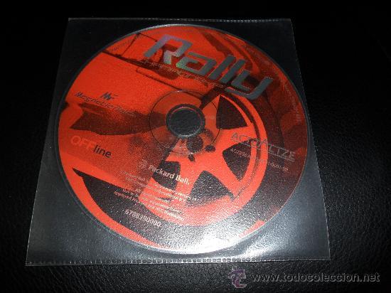 RALLY CHAMPIOSHIP CD-ROM (Juguetes - Videojuegos y Consolas - PC)