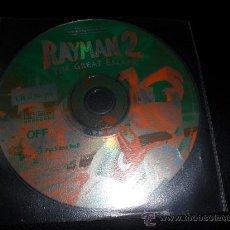 Videojuegos y Consolas: RAYMAN 2 THE GREAT ESCAPE. Lote 29172062