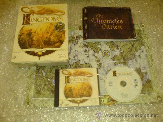 TOTAL ANNIHILATION KINGDOMS (Juguetes - Videojuegos y Consolas - PC)