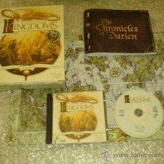 Videojuegos y Consolas: TOTAL ANNIHILATION KINGDOMS. Lote 29679601