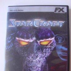 Videojuegos y Consolas: JUEGO PC STAR CRAFT. Lote 29235526