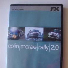 Videojuegos y Consolas: JUEGO PC COLIN MCRAE RALLY. Lote 29235590