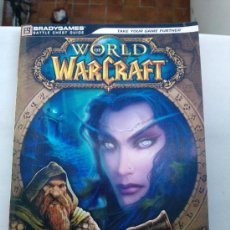 Videojuegos y Consolas: GUIA WORLD OF WARCRAFT. Lote 29306198