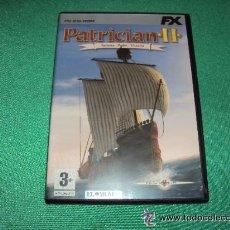 Videojuegos y Consolas: JUEGO DE PC PATRICIAN 2 COMO NUEVO. Lote 29391560