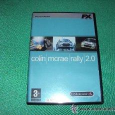 Videojuegos y Consolas: JUEGO DE PC COLIN MCRAE RALLY 2.0. Lote 29397053