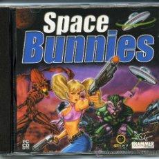 Videojuegos y Consolas: SPACE BUNNIES - COMO NUEVO - SIN PRECINTO. Lote 29584274