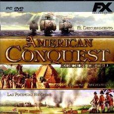 Videojuegos y Consolas - Juego PC: American conquest. - 29843766