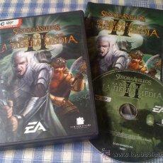 Videospiele und Konsolen - El Señor de los Anillos: La Batalla por la tierra Media II 2 para PC descatalogado - 26908074