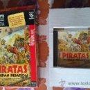 Videojuegos y Consolas: PIRATAS.MAGNIFICO Y EDUCATIVO JUEGO PARA PC.DICOVERY CHANNEL.MUY BUSCADO.ERA HE MAN.AÑOS 80. Lote 30048878