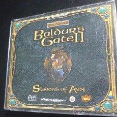 Videojuegos y Consolas: BALDUR'S GATE II - 4 CD´S. Lote 30335360