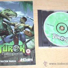 Jeux Vidéo et Consoles: JUEGO DE PC. TUROK DINOSAUR HUNTER.. Lote 30527498