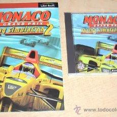 Videojuegos y Consolas: JUEGO DE PC. MONACO GRAND PRIX RACING SIMULATION 2.. Lote 30527573