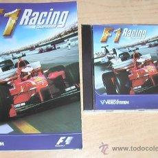 Videojuegos y Consolas: JUEGO DE PC. F1 RACING CHAMPIONSHIP.. Lote 30554675