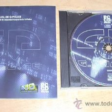 Videojuegos y Consolas: JUEGO DE PC. G-POLICE.. Lote 30554793