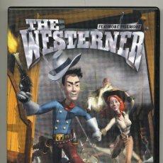 Videojuegos y Consolas: THE WESTERNER - VIDEOJUEGO PC- CON MANUAL . Lote 30769670