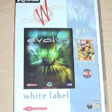Videojuegos y Consolas: JUEGO DE PC. EVOLVA.. Lote 31003548