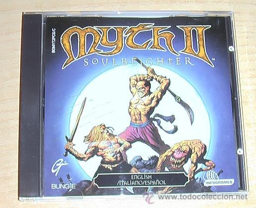 JUEGO DE PC. MYTH II. (Juguetes - Videojuegos y Consolas - PC)