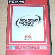 Videojuegos y Consolas: JUEGO DE PC. TIGER WOOD PGA TOUR 2000.. Lote 31003749